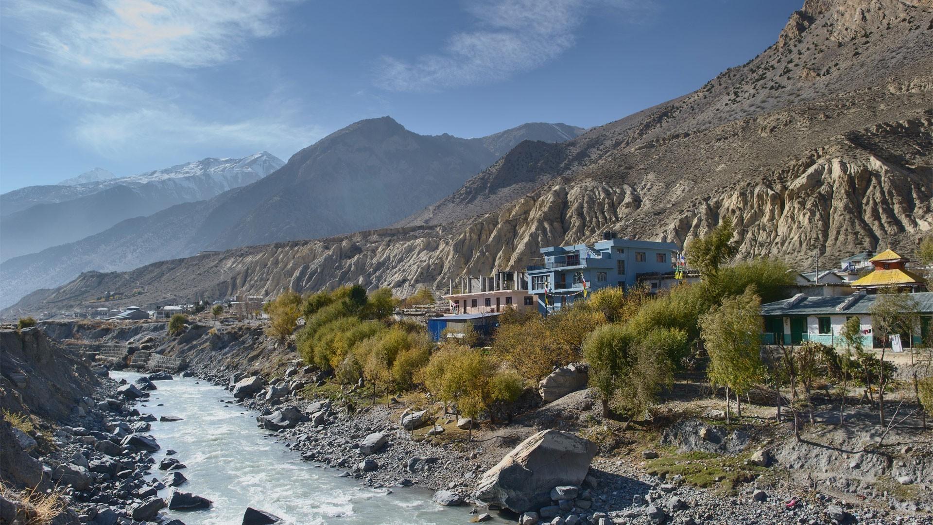Annapurna Jomsom Muktinath trek